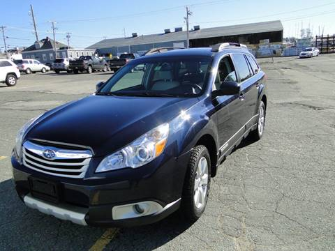 2012 Subaru Outback for sale in Beverly, MA
