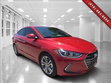 2017 Hyundai Elantra for sale in Muskogee, OK
