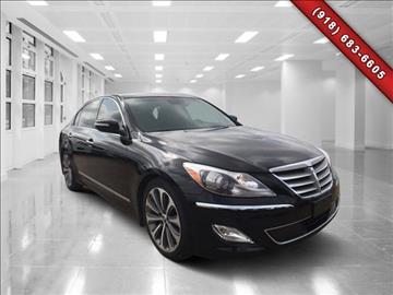 2014 Hyundai Genesis for sale in Muskogee, OK