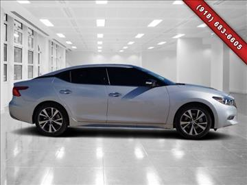 2017 Nissan Maxima for sale in Muskogee, OK