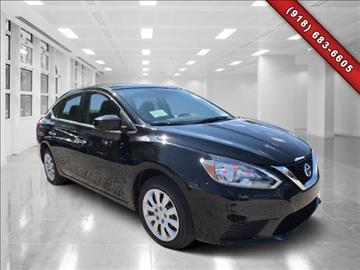 2017 Nissan Sentra for sale in Muskogee, OK