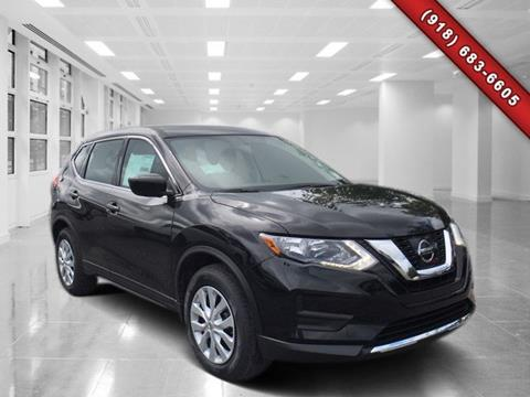 2017 Nissan Rogue for sale in Muskogee, OK