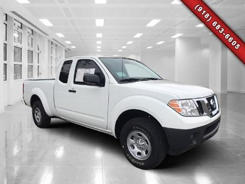 2018 Nissan Frontier for sale in Muskogee, OK
