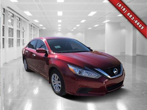 2018 Nissan Altima for sale in Muskogee, OK