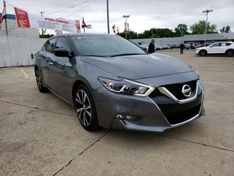 2018 Nissan Maxima for sale in Muskogee, OK