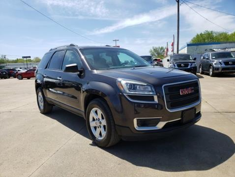 2015 GMC Acadia for sale in Muskogee, OK
