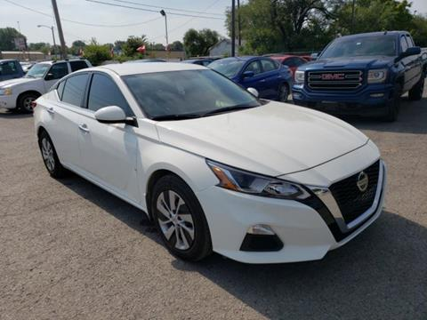2019 Nissan Altima for sale in Muskogee, OK