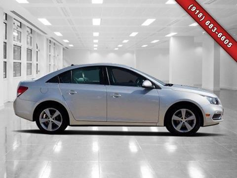 2016 Chevrolet Cruze Limited for sale in Muskogee, OK