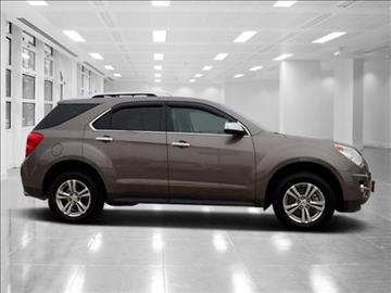 2012 Chevrolet Equinox for sale in Muskogee, OK
