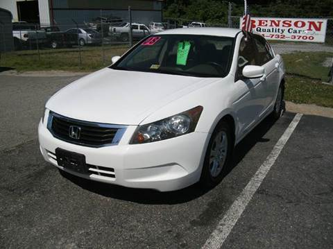 2008 Honda Accord for sale in Petersburg, VA
