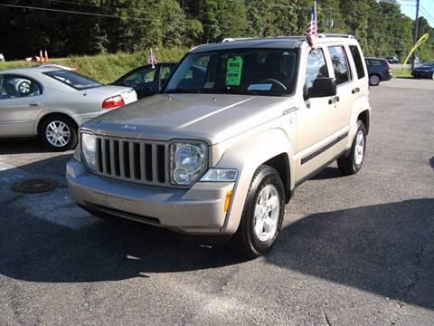 2010 Jeep Liberty for sale in Petersburg, VA