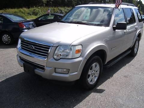 2007 Ford Explorer for sale in Petersburg, VA