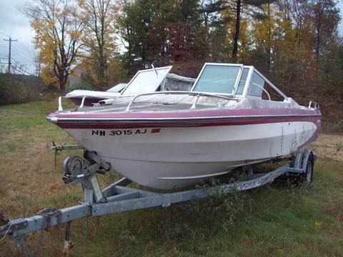 1977 Glastron 17 ft