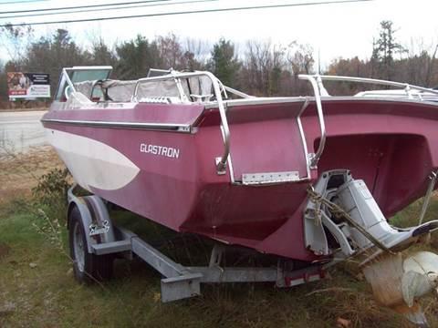 1966 Glastron 17 ft