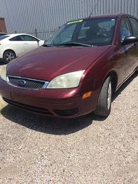 2006 Ford Focus for sale in Houston, TX