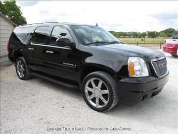 2007 GMC Yukon XL for sale in Leander, TX