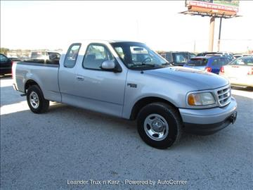 2002 Ford F-150 for sale in Leander, TX