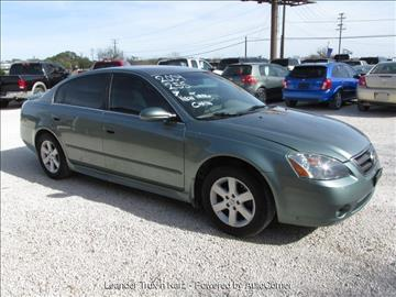 2004 Nissan Altima for sale in Leander, TX