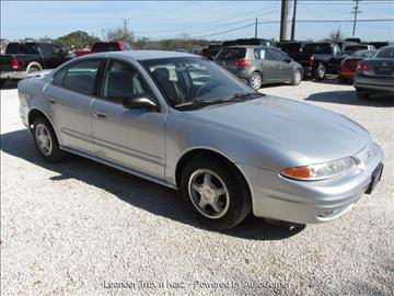 2004 Oldsmobile Alero for sale in Leander, TX