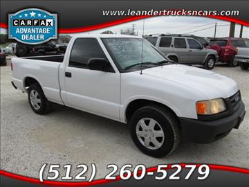 1998 Isuzu Hombre for sale in Leander, TX