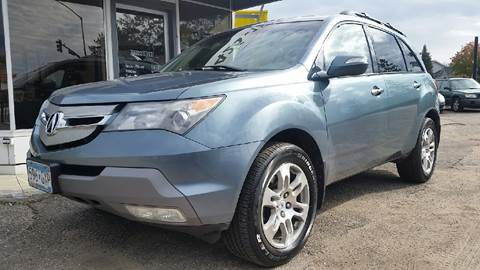 2008 Acura MDX for sale in Hopkins, MN
