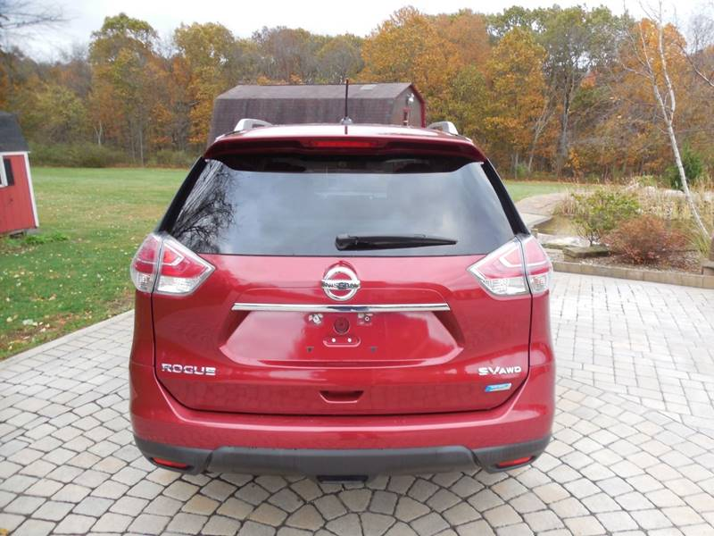 2014 Nissan Rogue AWD SV 4dr Crossover - Ruffs Dale PA