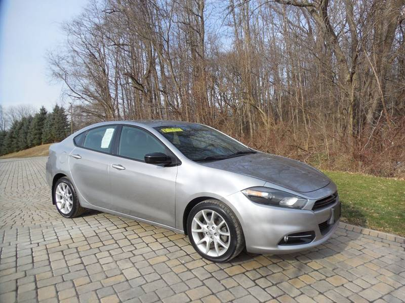 2016 Dodge Dart SXT 4dr Sedan - Ruffs Dale PA