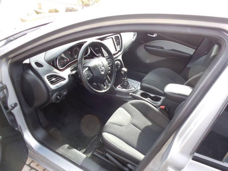 2016 Dodge Dart SXT 4dr Sedan - Ruffs Dale PA