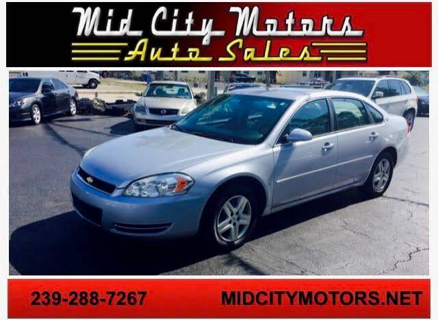 2006 Chevrolet Impala LS 4dr Sedan - Fort Myers FL