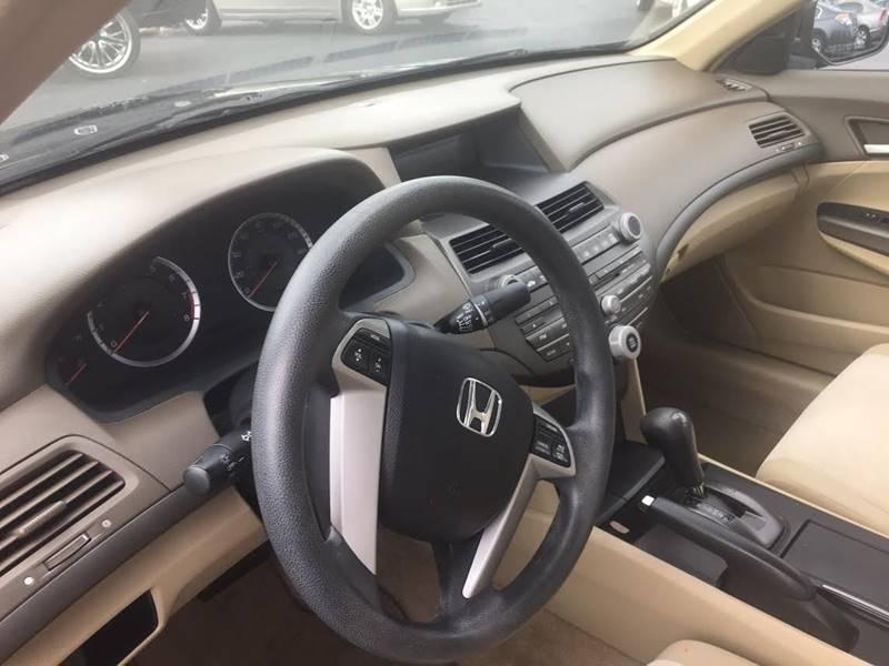 2008 Honda Accord LX-P 4dr Sedan 5A - Fort Myers FL