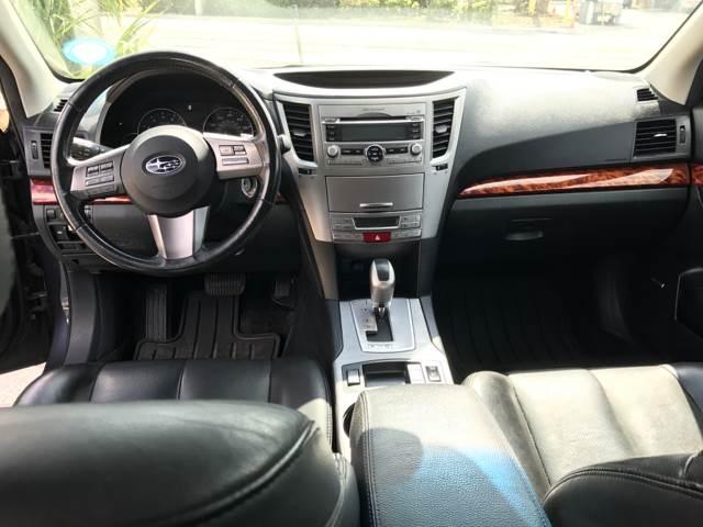 2010 Subaru Outback AWD 2.5i Limited 4dr Wagon - Fort Myers FL