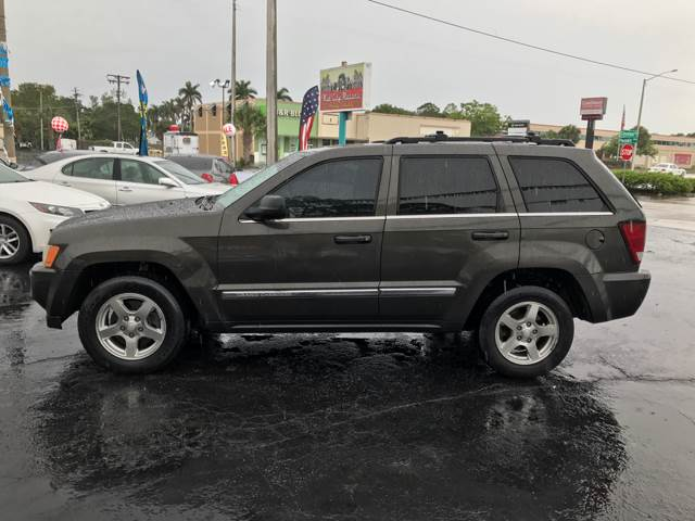 2005 Jeep Grand Cherokee Limited 4dr SUV - Fort Myers FL