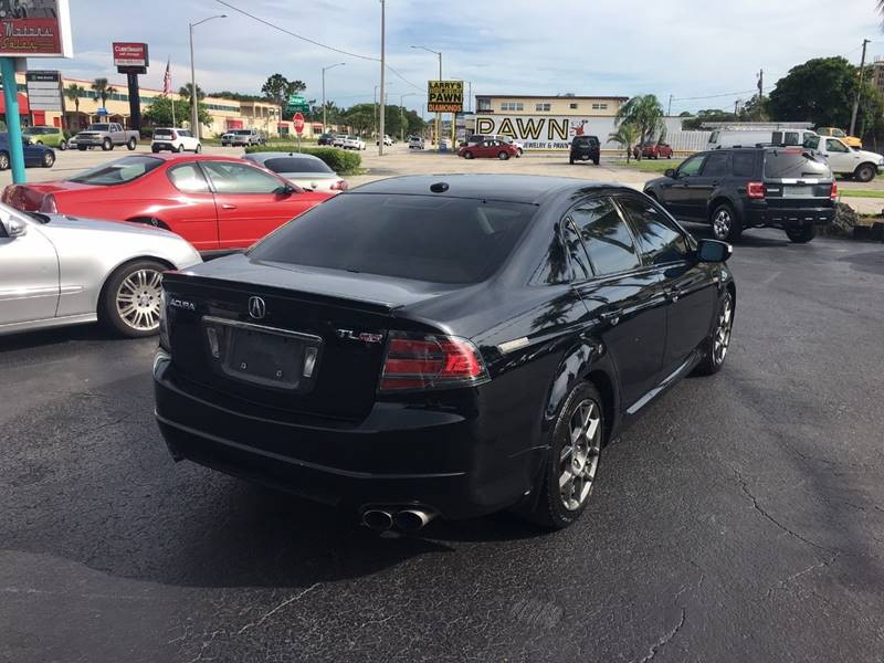 2007 Acura TL Type-S 4dr Sedan 5A - Fort Myers FL