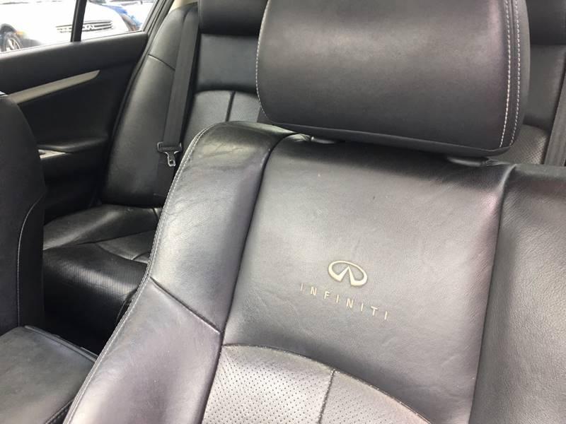 2008 Infiniti G35 Sport 4dr Sedan - Fort Myers FL