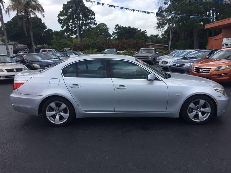 2008 BMW 5 Series 528i 4dr Sedan Luxury - Fort Myers FL