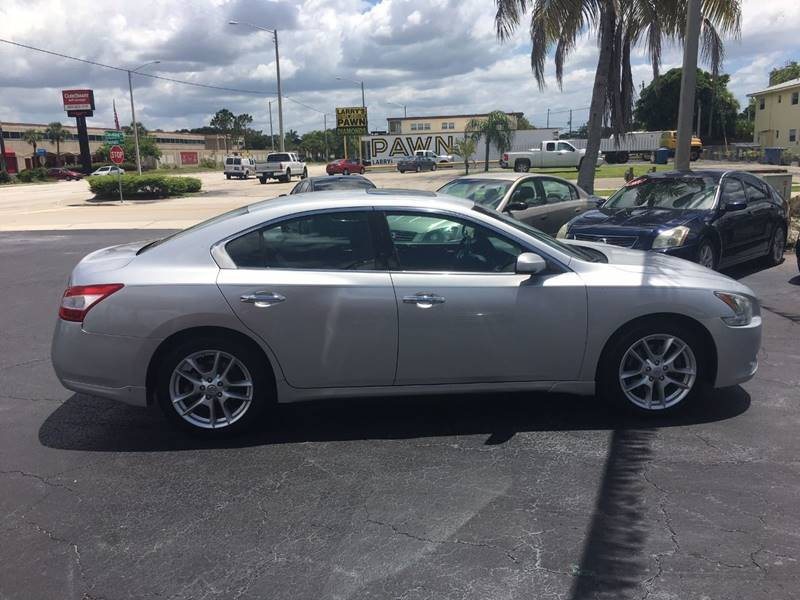 2009 Nissan Maxima 3.5 S 4dr Sedan - Fort Myers FL