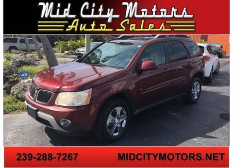 2007 Pontiac Torrent for sale in Fort Myers, FL