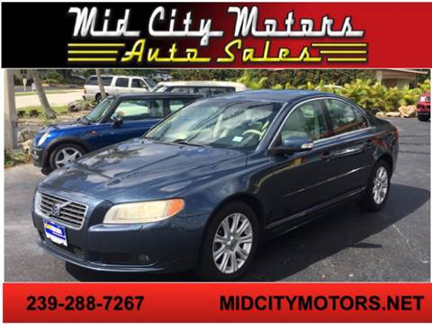 2009 Volvo S80 for sale in Fort Myers, FL