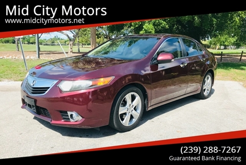 Acura Fort Myers >> Acura For Sale In Fort Myers Fl Mid City Motors
