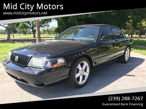 2003 Mercury Marauder for sale in Fort Myers, FL