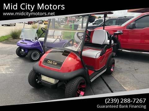 2007 Club Car Precedent for sale in Fort Myers, FL