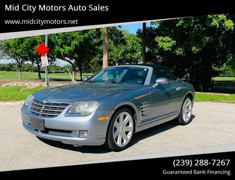 2005 Chrysler Crossfire for sale in Fort Myers, FL