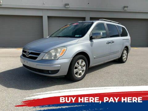 2007 Hyundai Entourage for sale at Mid City Motors Auto Sales - Mid City South in Fort Myers FL