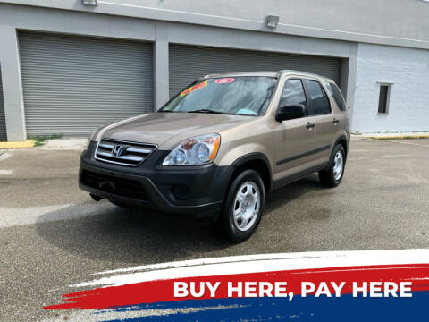 2005 Honda CR-V for sale at Mid City Motors Auto Sales - Mid City South in Fort Myers FL