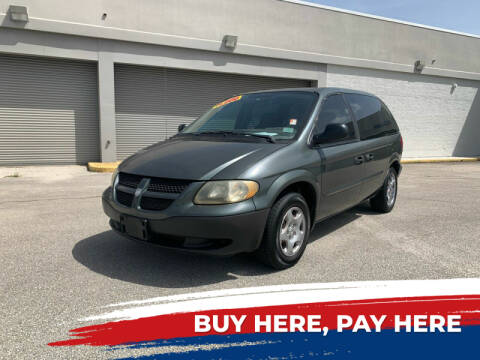 2003 Dodge Caravan for sale at Mid City Motors Auto Sales - Mid City South in Fort Myers FL