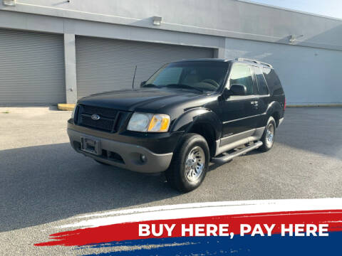 2001 Ford Explorer Sport for sale at Mid City Motors Auto Sales - Mid City North in N Fort Myers FL