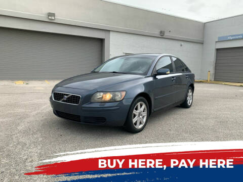 2006 Volvo S40 for sale at Mid City Motors Auto Sales - Mid City South in Fort Myers FL