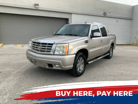 2005 Cadillac Escalade EXT for sale at Mid City Motors Auto Sales - Mid City South in Fort Myers FL