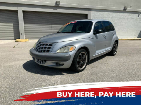 2001 Chrysler PT Cruiser for sale at Mid City Motors Auto Sales - Mid City South in Fort Myers FL