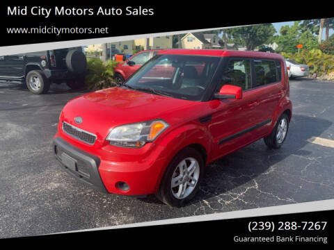 2011 Kia Soul for sale at Mid City Motors Auto Sales in Fort Myers FL